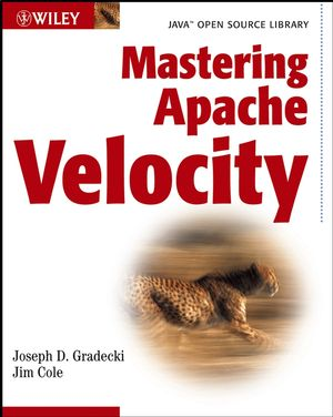 Mastering Apache Velocity (0471457949) cover image