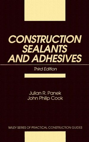 <span class='search-highlight'>Construction</span> Sealants and Adhesives, 3rd Edition