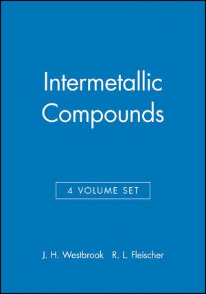 Intermetallic Compounds, 4 Volume Set (0471608149) cover image