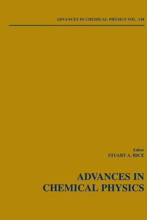 Advances in Chemical Physics, Volume 138 (0471682349) cover image
