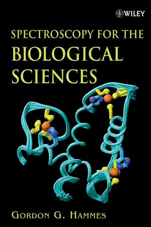 Spectroscopy for the Biological Sciences (0471713449) cover image