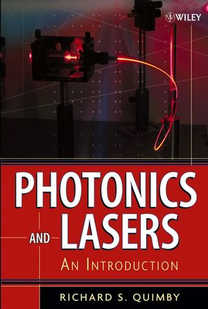 Photonics and Lasers: An Introduction (0471719749) cover image