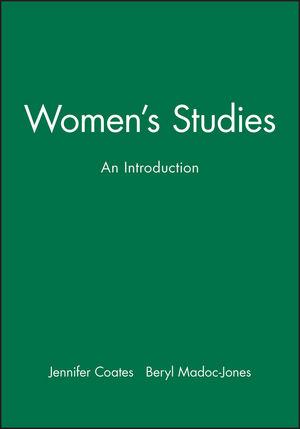 Women's Studies: An Introduction