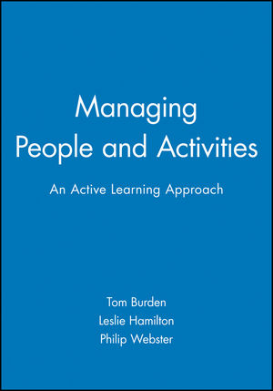 Managing People and Activities: An Active Learning Approach