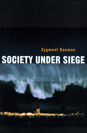 Society under Siege (0745629849) cover image