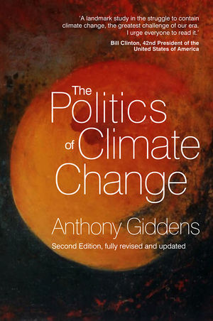 The Politics of Climate Change, 2nd Edition (0745655149) cover image
