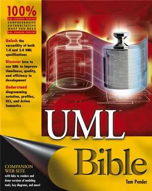 UML Bible (0764526049) cover image