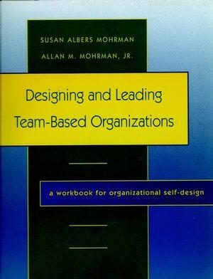 Team based organizational design pdf