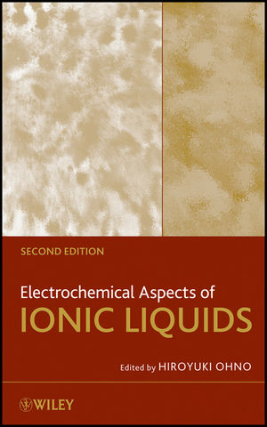 Electrochemical Aspects of Ionic Liquids, 2nd Edition (1118003349) cover image