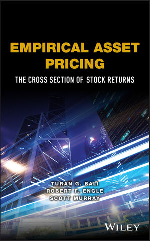 Empirical Asset Pricing: The Cross Section of Stock Returns (1118095049) cover image