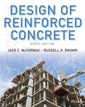 Design of Reinforced Concrete, 9th Edition