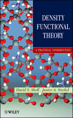 Density Functional Theory: A Practical Introduction (1118211049) cover image