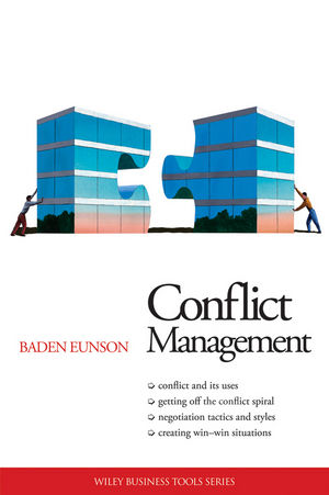 Conflict Management (1118395549) cover image