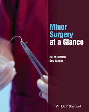 Minor Surgery at a Glance (1118561449) cover image