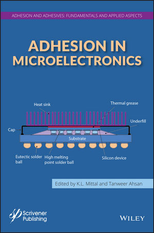 Adhesion in Microelectronics (1118831349) cover image