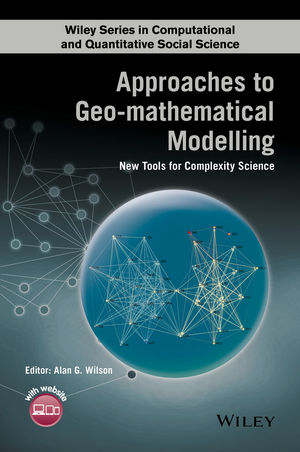 Approaches to Geo-mathematical Modelling: New Tools for Complexity Science (1118937449) cover image