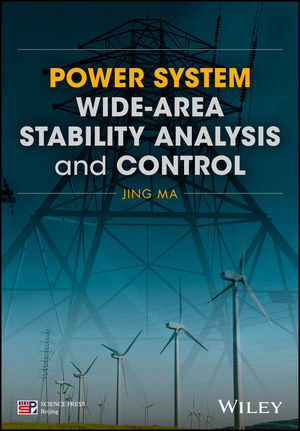 Power System Wide-area Stability Analysis and Control (1119304849) cover image