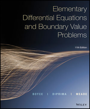 Elementary Differential Equations and Boundary Value Problems, Enhanced eText, 11th Edition