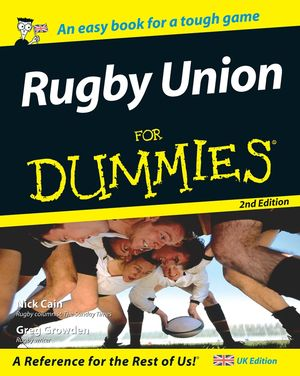 Rugby Union for Dummies, 2nd UK Edition