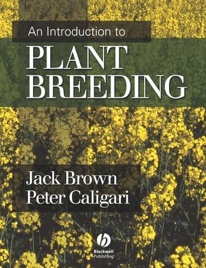 An Introduction to Plant Breeding (1405133449) cover image