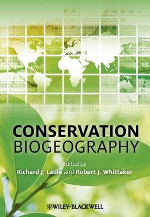 Book Cover Image for Conservation Biogeography