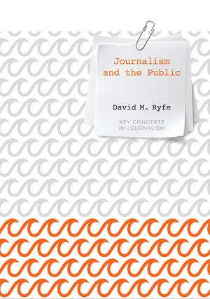 Journalism and the Public (1509514449) cover image