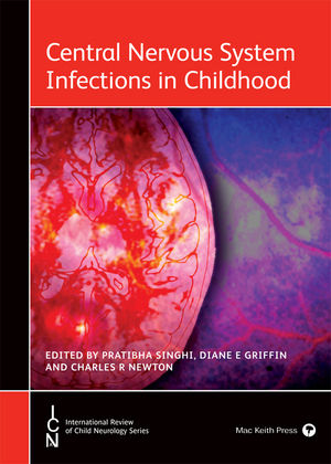 Central Nervous System Infections in Childhood (1909962449) cover image