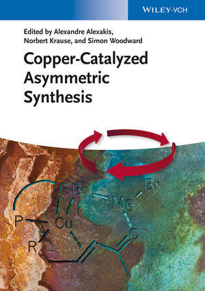 Copper-Catalyzed Asymmetric Synthesis (3527332049) cover image