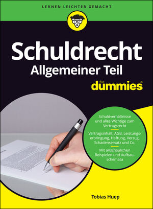 Schuldrecht Allgemeiner Teil für Dummies