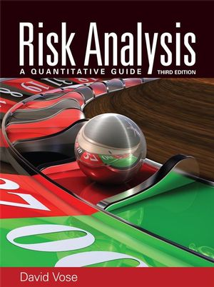 Risk Analysis: A Quantitative Guide, 3rd Edition (EHEP000949) cover image