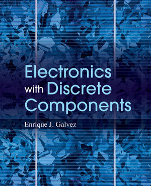 Electronics with Discrete Components, 1st Edition (EHEP002149) cover image