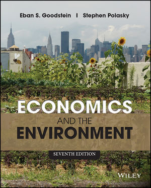 Economics and the Environment, 7th Edition (EHEP002949) cover image