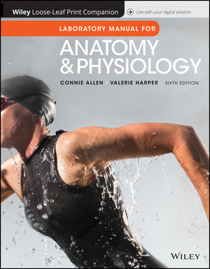 Laboratory Manual for Anatomy and Physiology, Sixth Edition (EHEP003749) cover image