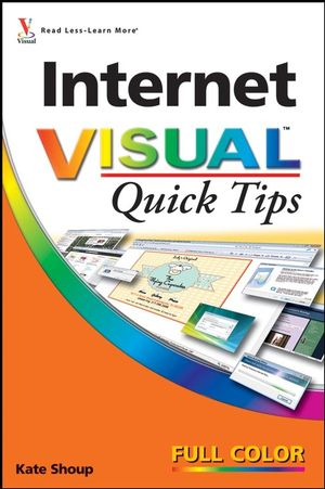 Internet Visual Quick Tips (047037344X) cover image