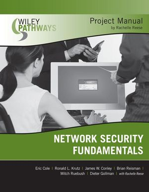 Wiley Pathways Network Security Fundamentals Project Manual (047045864X) cover image