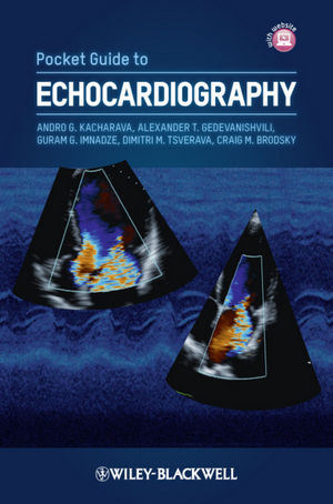 Pocket Guide to Echocardiography (047067444X) cover image