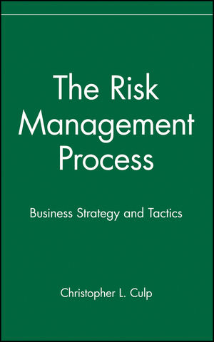 The Risk Management Process: Business Strategy and Tactics (047140554X) cover image