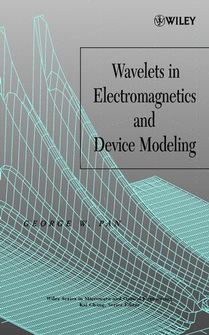 Wavelets in Electromagnetics and Device Modeling (047146094X) cover image