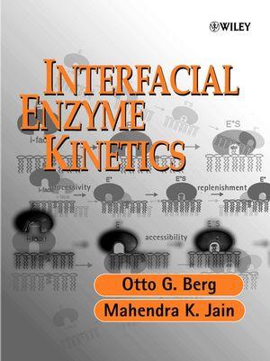 Interfacial Enzyme Kinetics