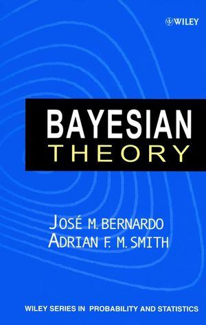 Bayesian Theory (047149464X) cover image