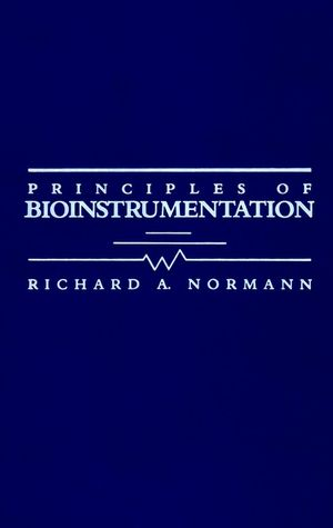 Principles of Bioinstrumentation (047160514X) cover image