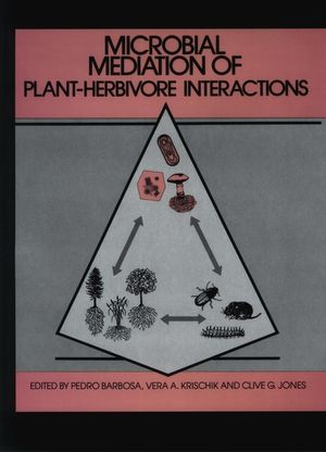 Microbial Mediation of Plant-Herbivore Interactions