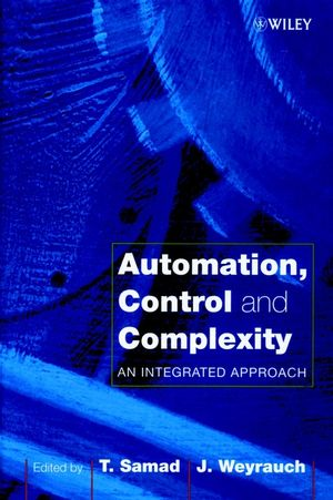 Automation, Control and Complexity: An Integrated Approach (047181654X) cover image