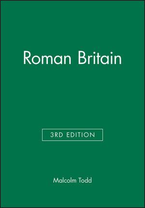 Roman Britain, 3rd Edition (063121464X) cover image