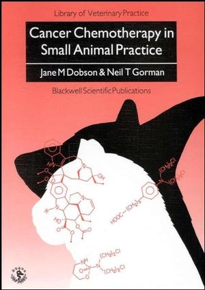 Cancer Chemotherapy in Small Animal Practice (063203694X) cover image