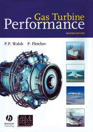 Gas Turbine Performance, 2nd Edition (063206434X) cover image