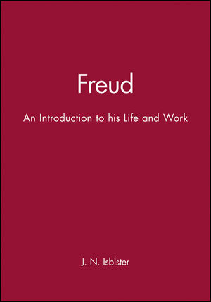 Freud: An Introduction to His Life and Work (074560014X) cover image