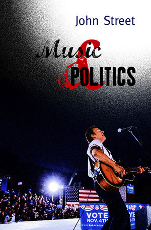 Music and Politics (074563544X) cover image
