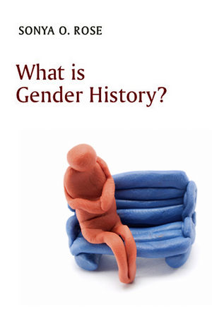 What is Gender History? (074564614X) cover image