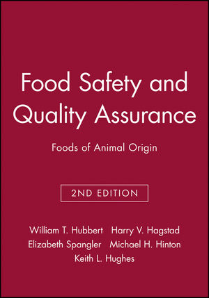 Food Safety and Quality Assurance: Foods of Animal Origin, 2nd Edition (081380714X) cover image